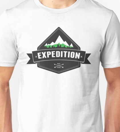 Vintage Expedition Unisex T-Shirt