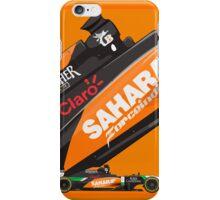 Sahara Force India 2014 iPhone Case/Skin