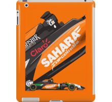 Sahara Force India 2014 iPad Case/Skin