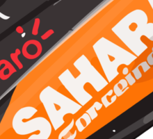 Sahara Force India 2014 Sticker