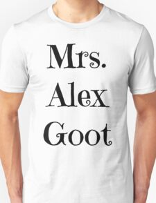 Mrs. Alex Goot T-Shirt