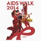 AIDS WALK 2014 by Arzeno