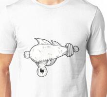 RayGun 1 Unisex T-Shirt