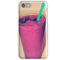 Smoothie Days  iPhone Case/Skin