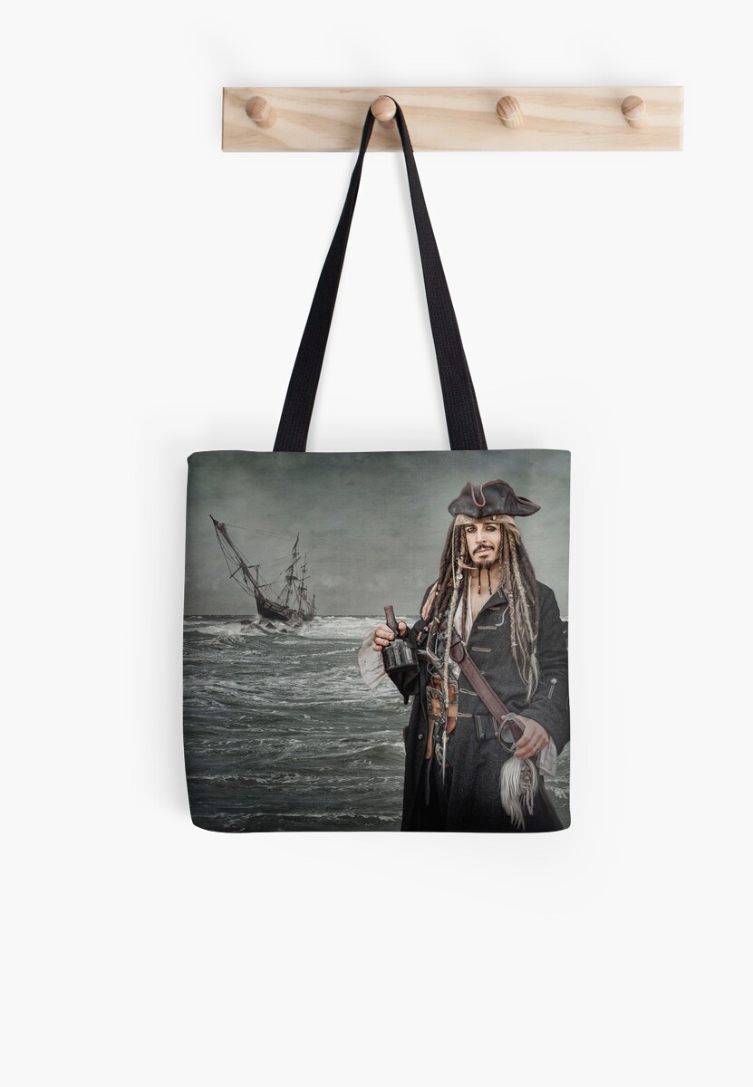 Captain Jack Saves The Rum by Patricia Jacobs DPAGB LRPS BPE4