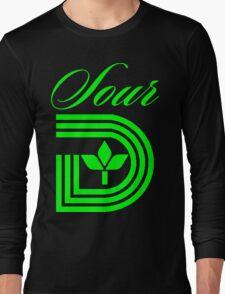 Sour D Green Apple Long Sleeve T-Shirt