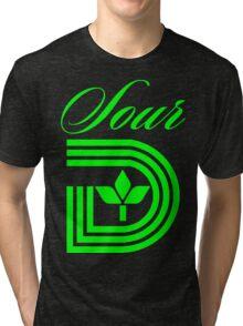 Sour D Green Apple Tri-blend T-Shirt