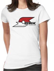 Professor Oak Labs Womens Fitted T-Shirt