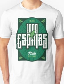 Mil Espinas Tequila | FINAL FANTASY T-Shirt