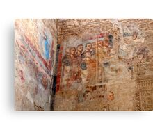 The Last Supper, Luxor Temple Canvas Print