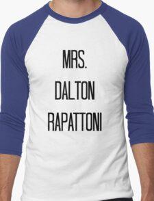 Mrs. Dalton Rapattoni Men's Baseball ¾ T-Shirt