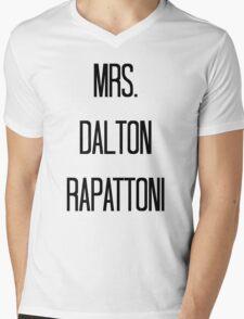 Mrs. Dalton Rapattoni Mens V-Neck T-Shirt