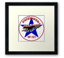 VF-121 Pacemaker Framed Print
