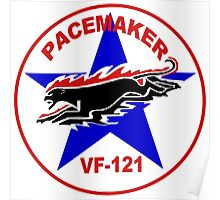 VF-121 Pacemaker Poster