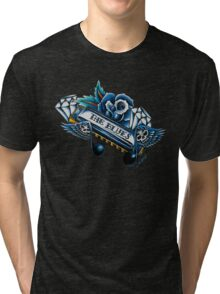 The Blues Tri-blend T-Shirt