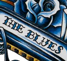 The Blues Sticker
