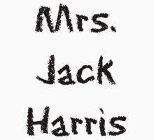 Mrs. Jack Harris by BaileyLisa