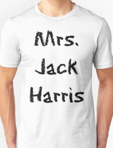Mrs. Jack Harris T-Shirt