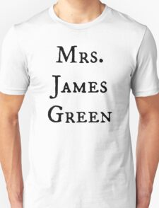 Mrs. James Green T-Shirt