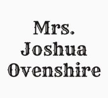 Joshua Ovenshire by BaileyLisa