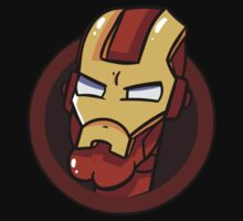 Drac's Avengers: Ironman by DraculaFetus
