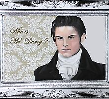 Who is Mr. Darcy? by GabrieleSabine