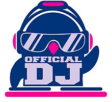 Penguin official DJ Mixer by Style-O-Mat