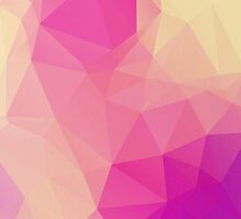 Pink Polygon by NeoIno