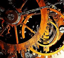 Antique Clock Gears 2 by atitsince82