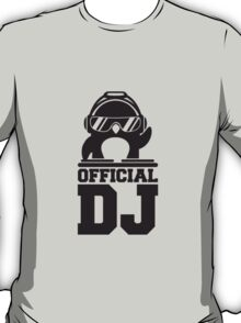 Penguin official deejay mixer T-Shirt