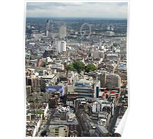BT Tower View Poster