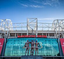 Old Trafford by RED DAVID