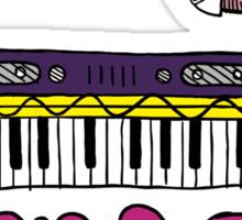 Band of One - Keyboard Sticker