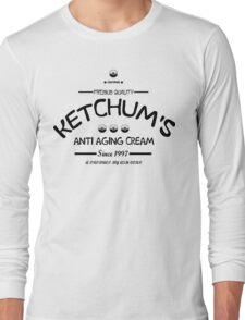 Ketchum's Anti Aging Cream Long Sleeve T-Shirt