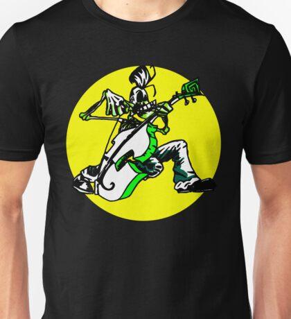 Upright Bass Unisex T-Shirt