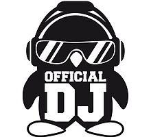 Official DJ Penguin headphones by Style-O-Mat