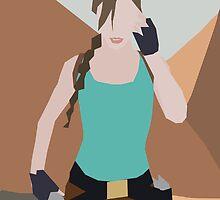 Classic Lara Croft by hispurplegloves