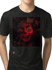 cr33p Tri-blend T-Shirt