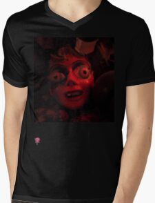 cr33p Mens V-Neck T-Shirt