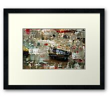 In the bay of Caernarfon   (1 of 2) Framed Print