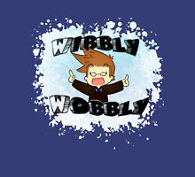 Doctor Who Wibbly Wobbly Unisex T-Shirt