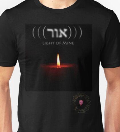(((Ohr))) Light Of Mine Unisex T-Shirt