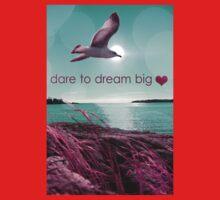 dream big  Kids Tee