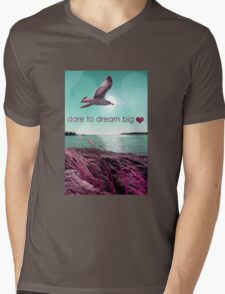dream big  Mens V-Neck T-Shirt