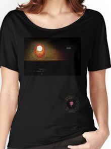 (((Ohr))) Sunset Women's Relaxed Fit T-Shirt