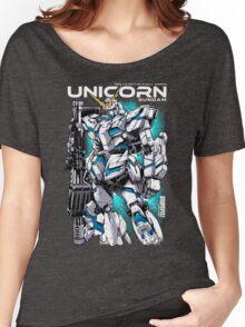 Unicorn Gundam T-Shirt Women's Relaxed Fit T-Shirt