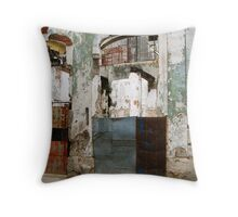 The Ruins Throw Pillow