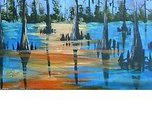 Swamp Night by Mary Crochet