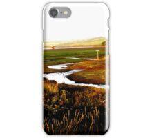 South Devon Landscape II iPhone Case/Skin