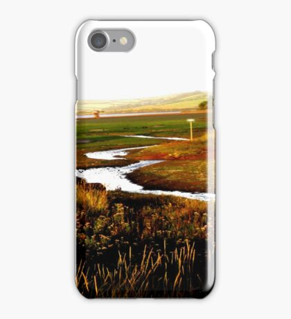 South Devon Landscape II iPhone Case/Skin
